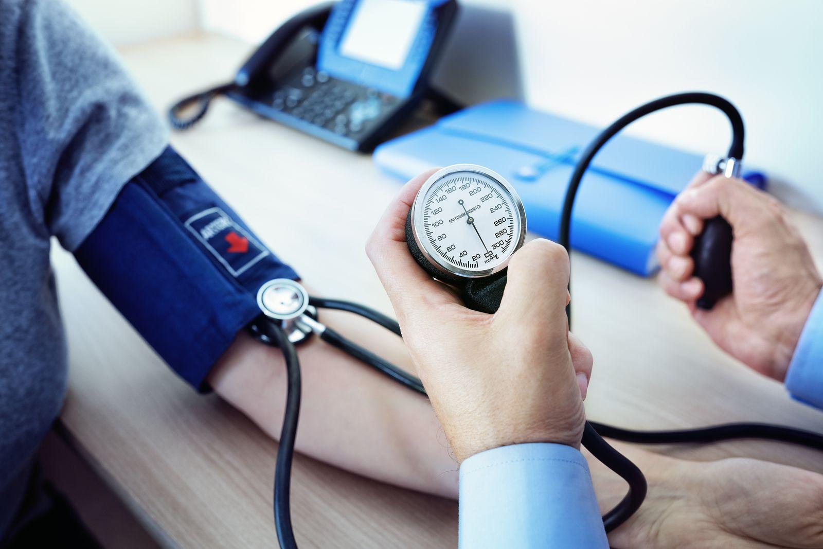Desequilibrio hormonal presión arterial