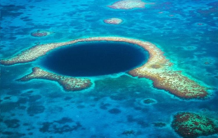 arrecife de belice