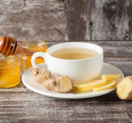 Descubre los secretos de la infusión de jengibre, canela y miel