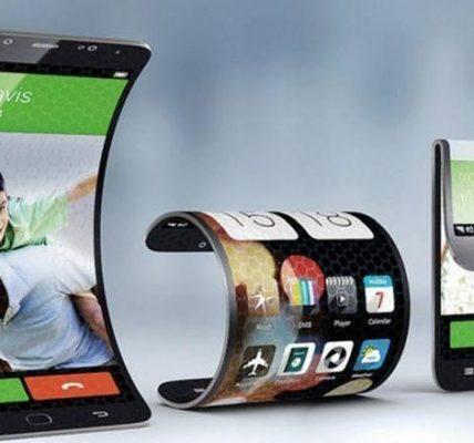 La próxima generación de móviles, los teléfonos plegables