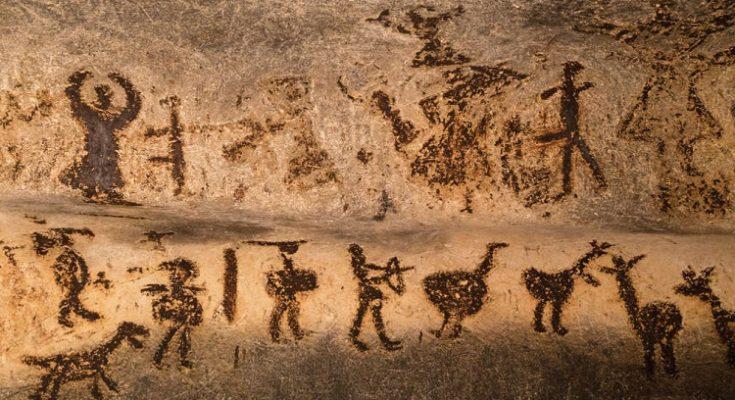 Los hombres de la peninsula ibérica fueron exterminados hace millones de años