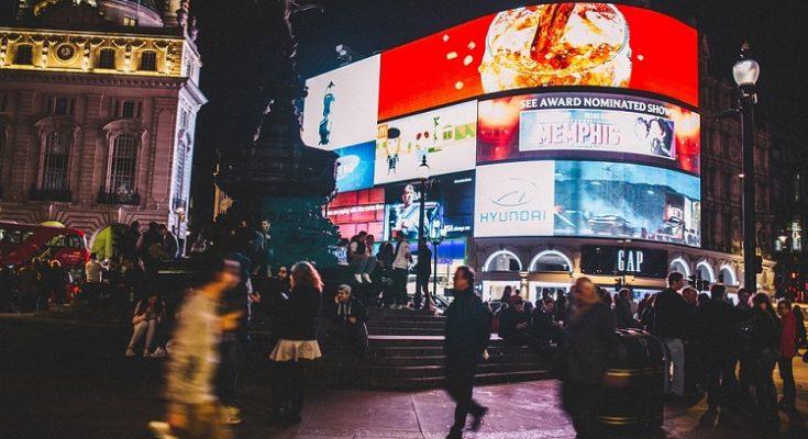 La pantalla LED aporta muchas posibilidades a la publicidad moderna
